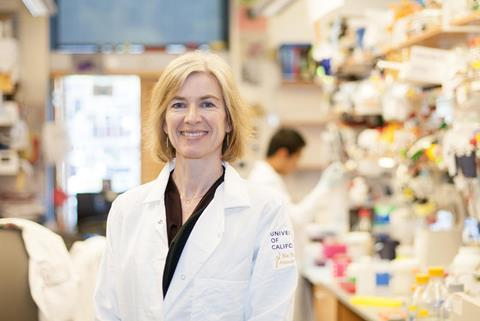 Jennifer Doudna at Berkeley, University of California