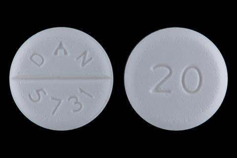 Baclofen oral tablets