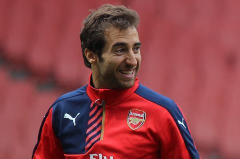 Mathieu Flamini, Arsenal Members' Day 2015