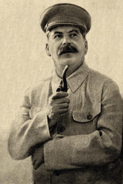 Joseph Stalin in 1937