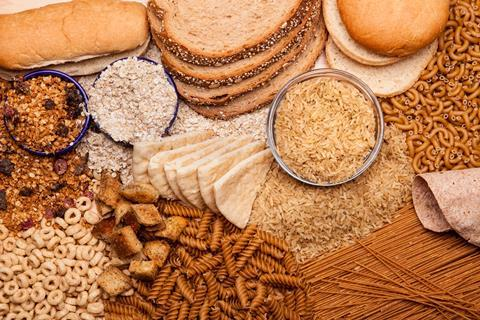 Whole grains and whole grain products