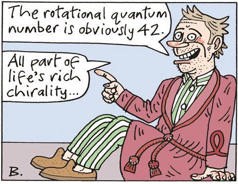 Arthur Dent comic