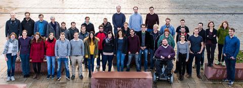 The Dehnen group in 2017
