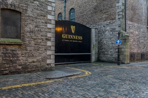 0218CW - Location guide - Guinness Brewery in Dublin, Ireland