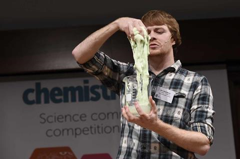 Ben Stutchbury – 2016 Chemistry World science communication competition winner