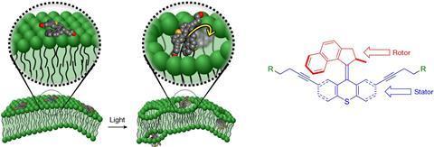 molecule membrane machines
