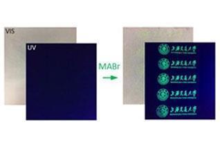 CW271017 MOFperovskite invisible ink