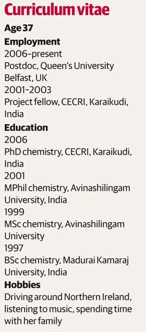 Of castes and chemistry | Careers | Chemistry World