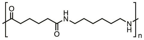 Nylon 6,6 chemical structure