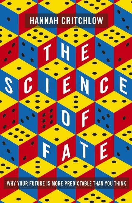 An image showing the book cover of The Science of Fate