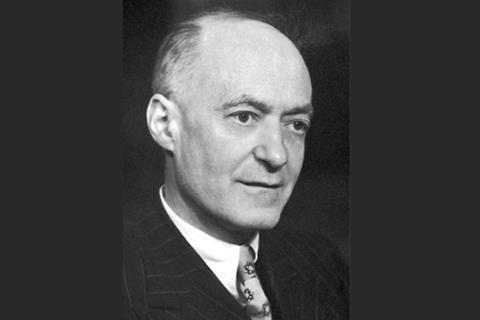 Sir Cyril Norman Hinshelwood Nobel