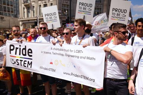 Pride in stem