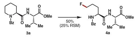 Mechanistically driven gem-fluorination of enamides