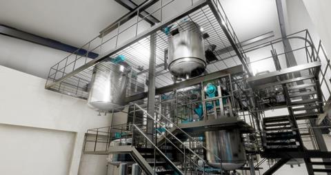 Purolite life sciences' new agarose manufacturing facility