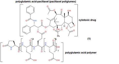 Polyglutamic acid (PGLA)-paclitaxel