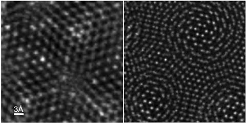 Electron ptychography of 2D materials