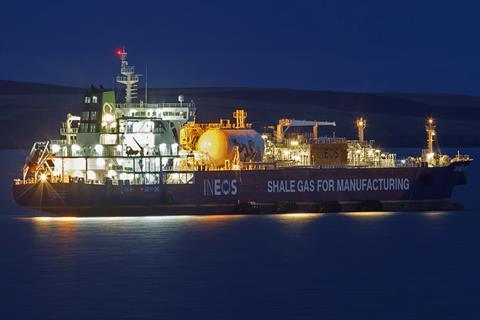 INEOS Shale Gas