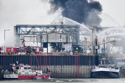 ludwigshafen fire alamy h4 k2 f2