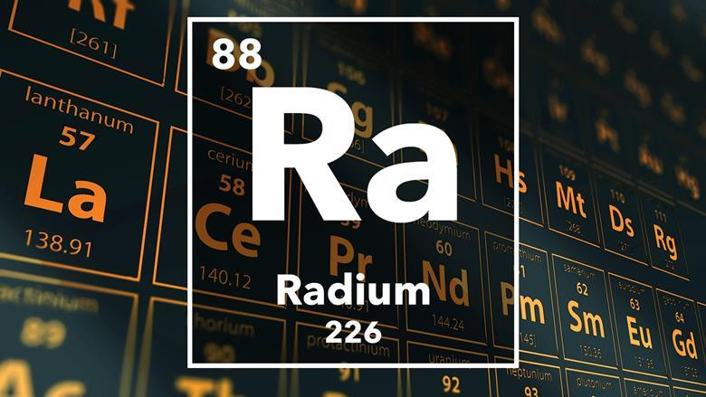 Radium Podcast Chemistry World