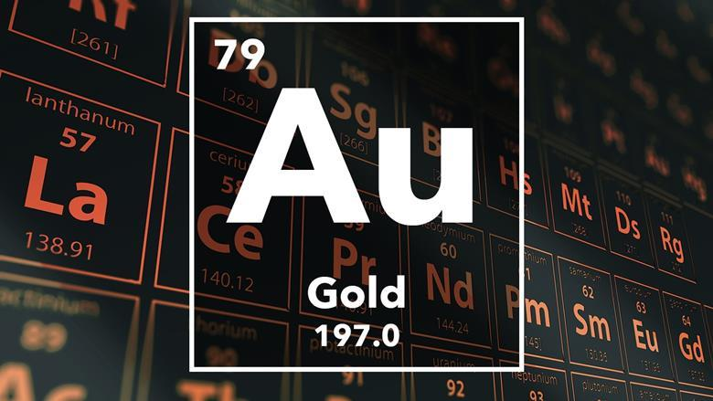 Gold podcast chemistry world periodic table of the elements 79 gold urtaz