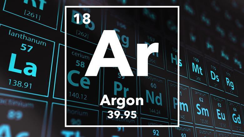 Argon Podcast Chemistry World