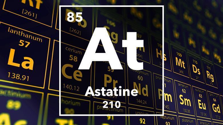 Astatine Podcast Chemistry World