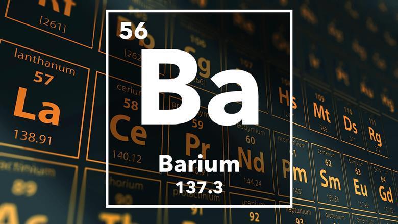 Barium Podcast Chemistry World