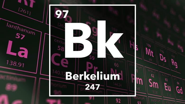 Berkelium Podcast Chemistry World