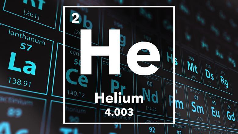 Helium podcast chemistry world periodic table of the elements 2 helium urtaz Images