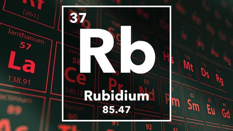 Rubidium Podcast Chemistry World