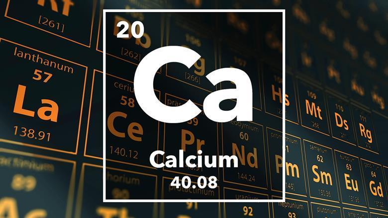 Calcium Podcast Chemistry World
