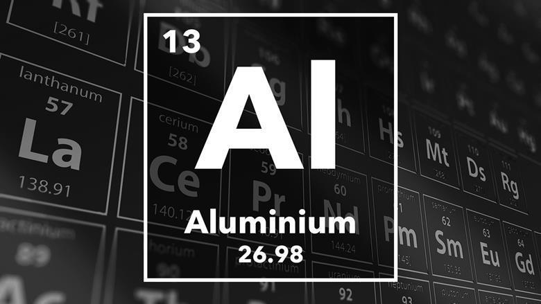 Aluminium podcast chemistry world periodic table of the elements 13 aluminium urtaz Choice Image