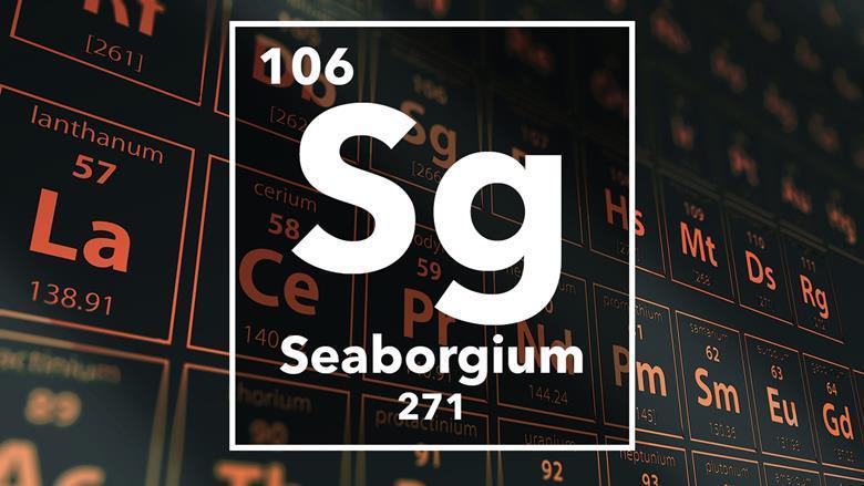 Seaborgium Podcast Chemistry World
