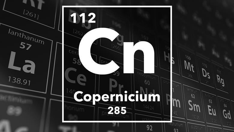 Copernicium Podcast Chemistry World