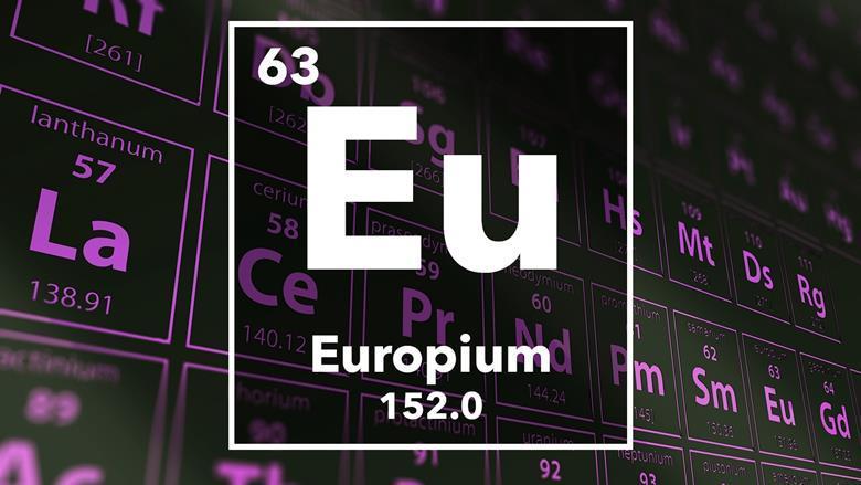 Europium Podcast Chemistry World