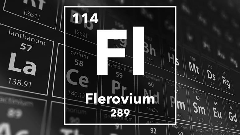 Flerovium Podcast Chemistry World