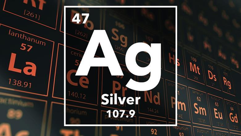 Silver podcast chemistry world periodic table of the elements 47 silver urtaz Gallery