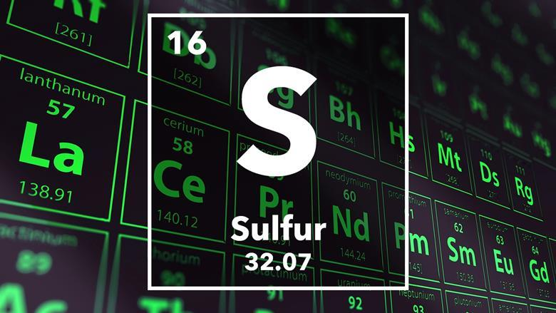 Sulfur Podcast Chemistry World