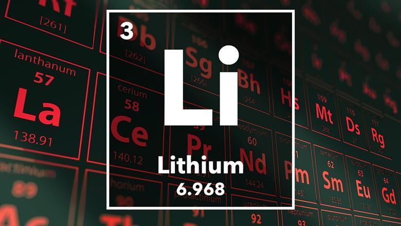 Lithium podcast chemistry world periodic table of the elements 3 lithium urtaz Gallery