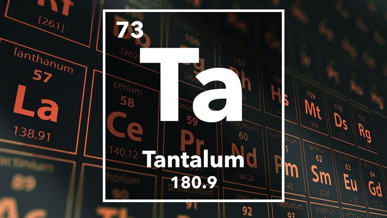 Tantalum Podcast Chemistry World