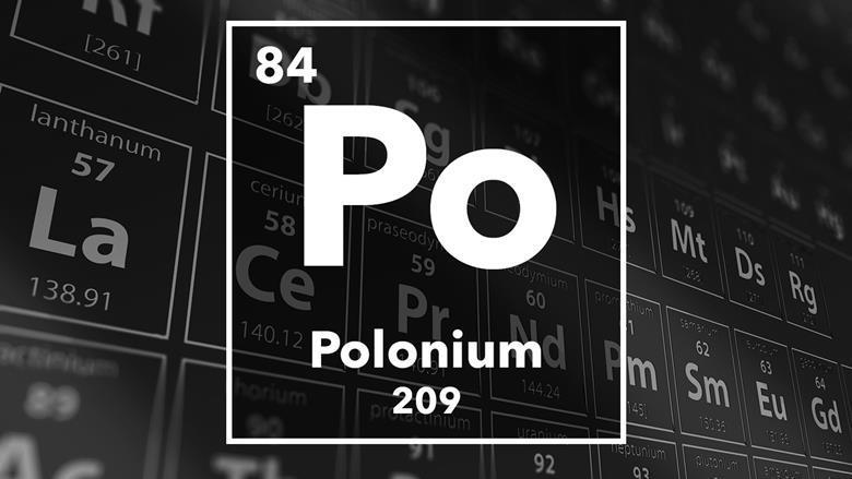 Polonium Podcast Chemistry World