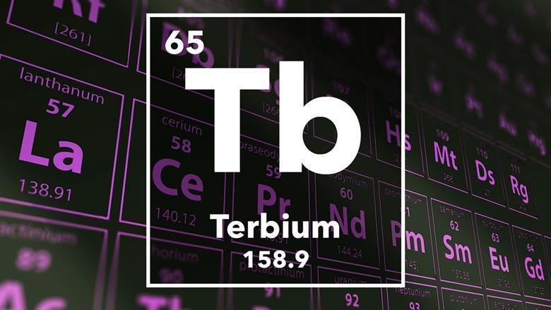 Terbium Podcast Chemistry World