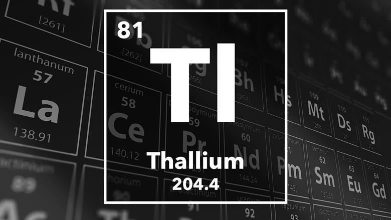 Thallium Podcast Chemistry World