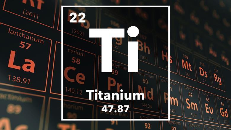 Titanium Podcast Chemistry World