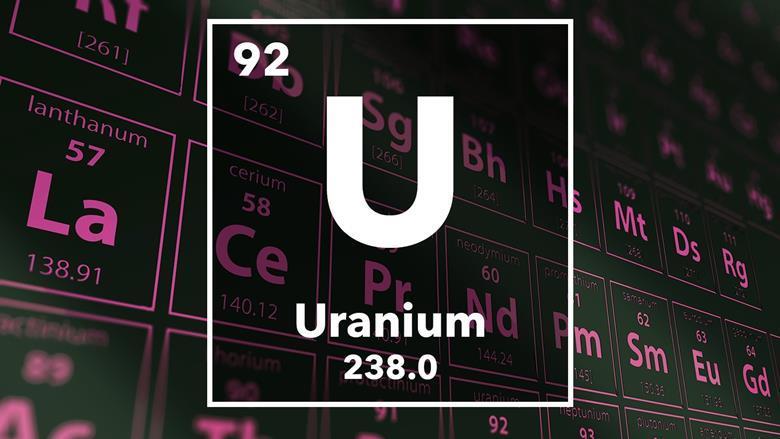 Uranium podcast chemistry world periodic table of the elements 92 uranium urtaz Image collections