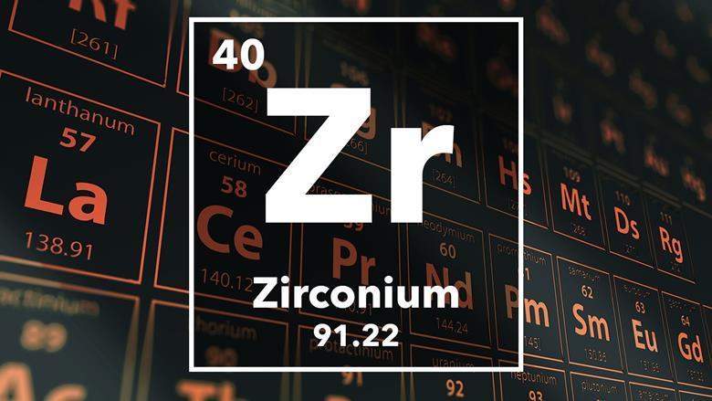 Zirconium podcast chemistry world periodic table of the elements 40 zirconium urtaz Images