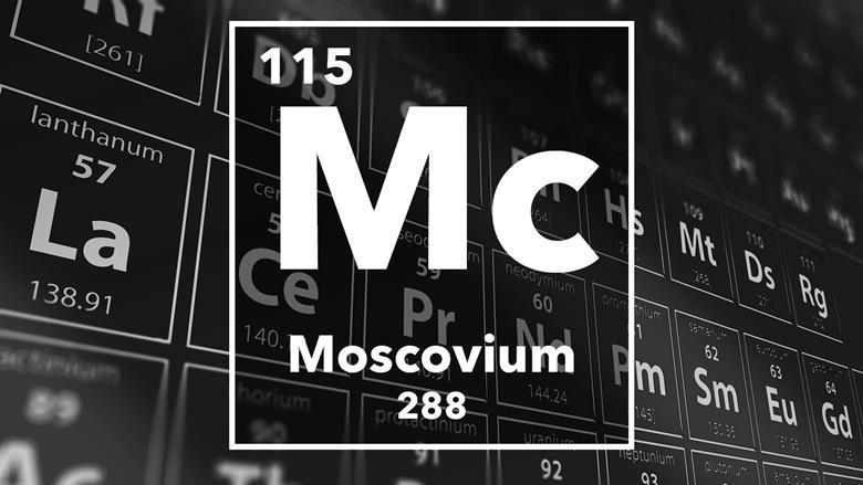 Moscovium Podcast Chemistry World