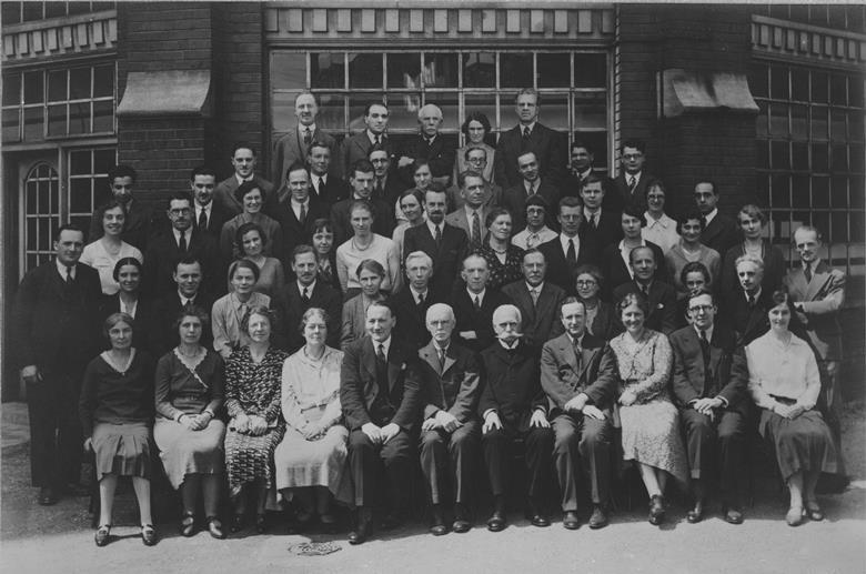 Lister Institute group