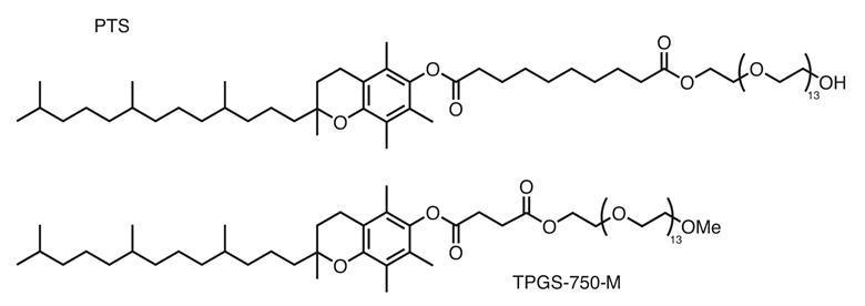 Designer surfactant chemical structures
