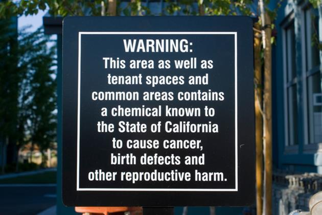 California's Prop 65 controversy | News | Chemistry World
